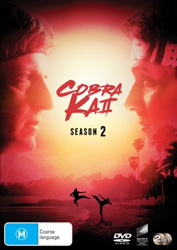 Cobra Kai: Season 2 [DVD]