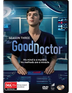 The Good Doctor: Season Three (Box Set) [DVD]
