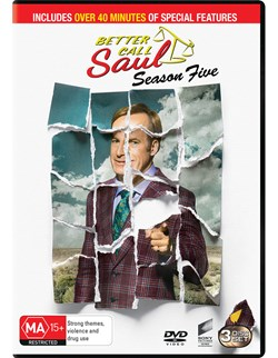 Better Call Saul: Season Five (Box Set) [DVD]