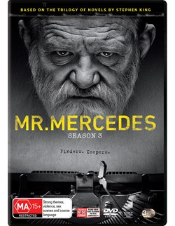 Mr. Mercedes: Season 3 (Box Set) [DVD]