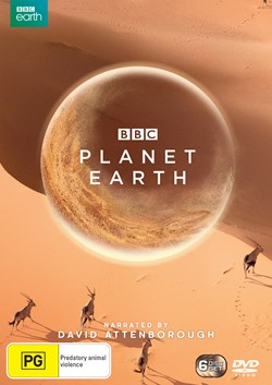 Planet Earth (Box Set) [DVD]