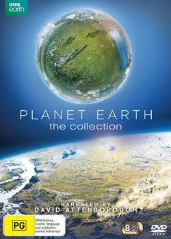 Planet Earth: The Collection (Box Set) [DVD]