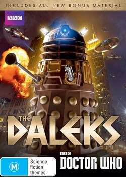 Doctor Who: Genesis of the Daleks (Box Set) [DVD]