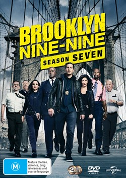 Brooklyn Nine-Nine: Season Seven (Box Set) [DVD]