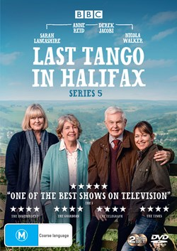Last Tango in Halifax: Series 5 [DVD]