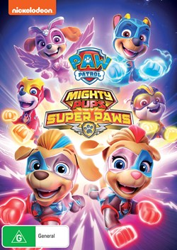 Paw Patrol: Mighty Pups - Super Paws [DVD]