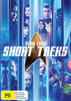 Star Trek - Short Treks [DVD]