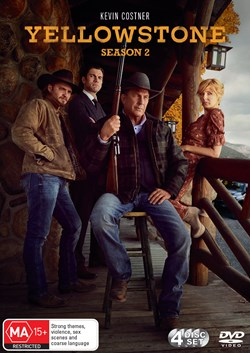 Yellowstone: Season 2 (Box Set) [DVD] [DVD]