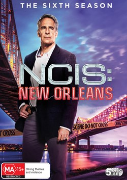 NCIS New Orleans: The Sixth Season (Box Set) [DVD] [DVD]