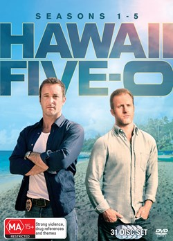 Hawaii Five-0: Seasons 1-5 (Box Set) [DVD]