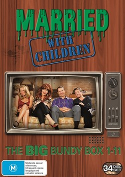 MARRIED WITH CHILDREN: SEASON 1 - 11 (COMPLETE COLLECTION) [DVD]