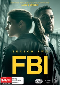 FBI: Season Two (Box Set) [DVD]