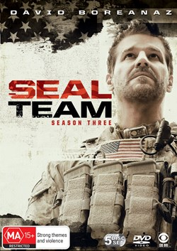 SEAL Team: Season 3 (Box Set) [DVD]