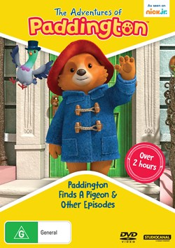 The Adventures of Paddington: Season 1, Volume 1 [DVD]