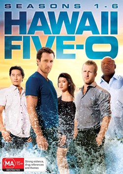 Hawaii Five-0: Season 1-6 (Box Set) [DVD]