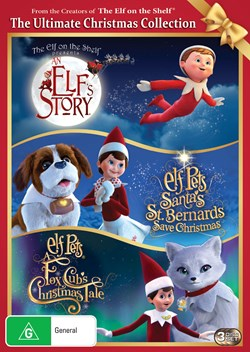 Elf On the Shelf Triple (Box Set) [DVD]