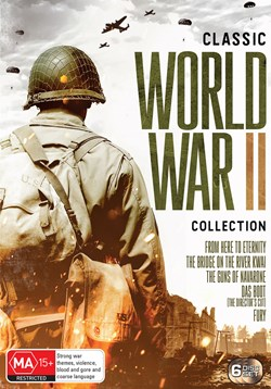 5 MOVIE WW2 PACK  5 DISC - DVD [DVD]