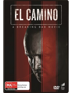 El Camino - A Breaking Bad Movie [DVD]