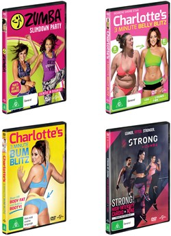 Fitness Bundle [DVD]