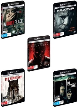 Horror & Thriller 4K UHD Bundle [UHD]