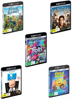Kids 4K UHD Bundle [UHD]